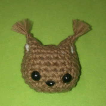 Amigurumi_Squirrel